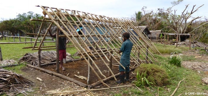 Self-recovery in Vanuatu
