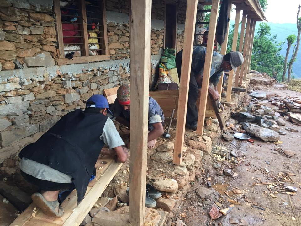 Self-Recovery in Nepal: Reflecting with practitioners